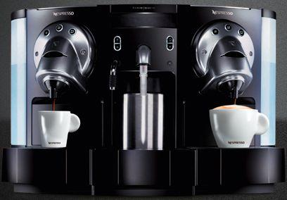 nespresso gemini cs 220 pro kaffeemaschine deutschlandweit. Black Bedroom Furniture Sets. Home Design Ideas