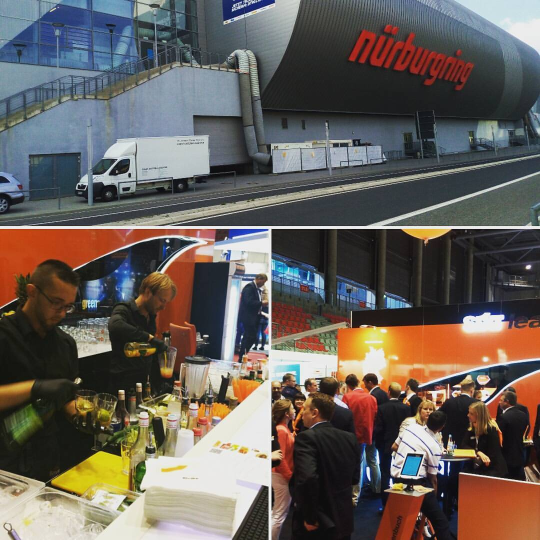 Messe Catering Nürburgring